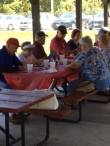 seniors picnic